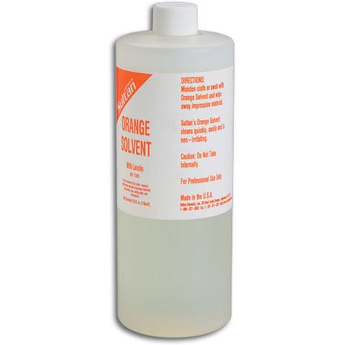 Orange Solvent Quart