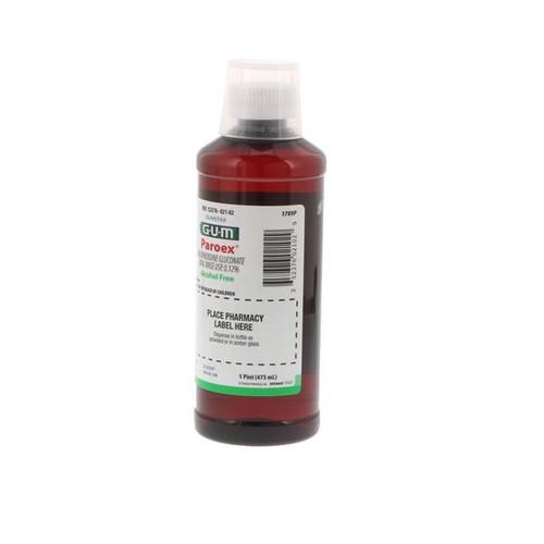 GUM Paroex Chlorhexidine Rinse