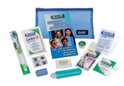 GUM Orthodontic Premium Kit