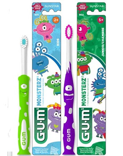 Sunstar GUM Kids Toothbrushes - Manual