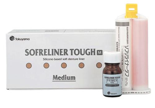 Tokuyama Sofreliner Tough Denture Reline Material