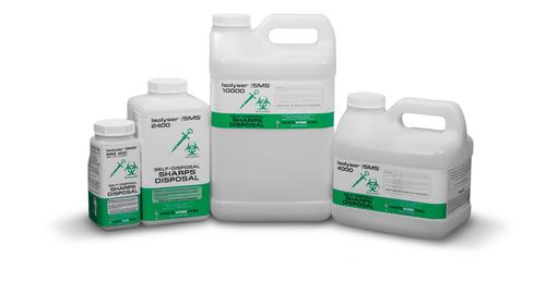 Isolyser Self-Disposal  Sharps System