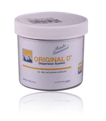 Original D SAC 2 Spill