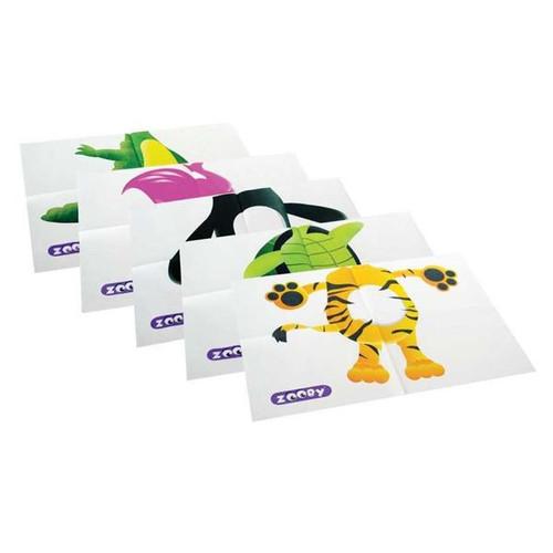 Zooby Pediatric Bibs, 5 Designs