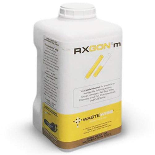 RXGONm Anesthetic Carpule Disposal