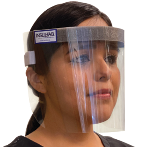 Adjustable Face Shields