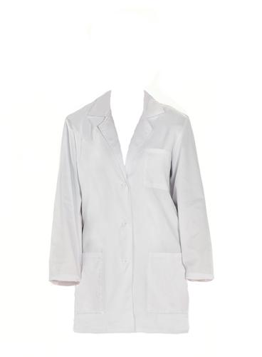 Women's Poly/Cotton Lab Coats