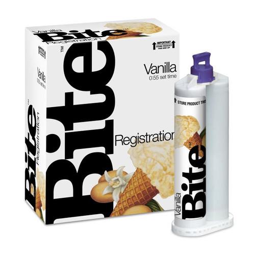 Vanilla Bite Fast Set- Registration Material