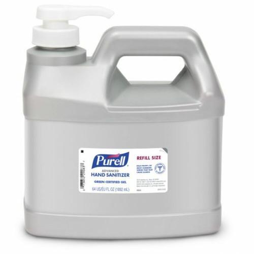Purell Half Gallon Refill Sanitizer w/ Pump
