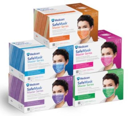 SafeMask Master Series Earloop Mask