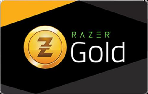 Razer Gold $50 Credit