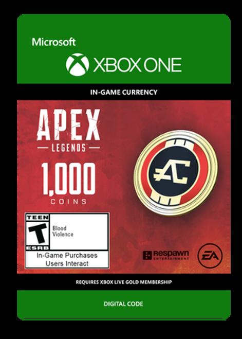 Apex Legends - 1000 Coins