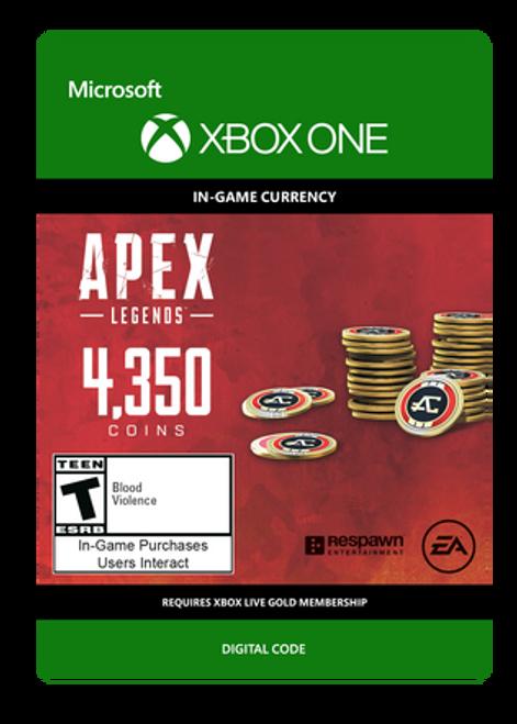 Apex Legends 4350 VC