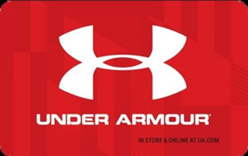 Under Armour Digital Gift Code