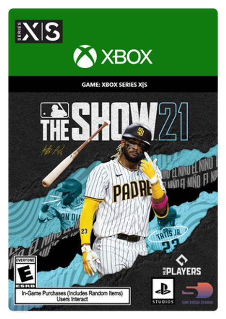Xbox MLB The Show 21 Series X|S