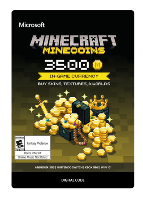 XBOX Minecoins 3500VC