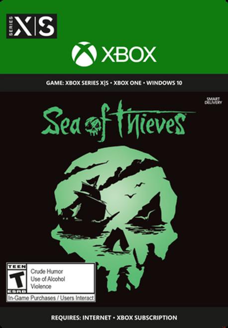 Xbox Sea of Thieves