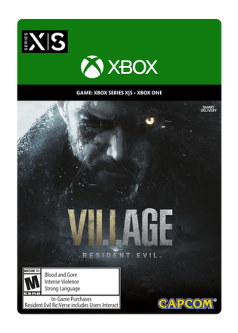 Xbox Resident Evil Village