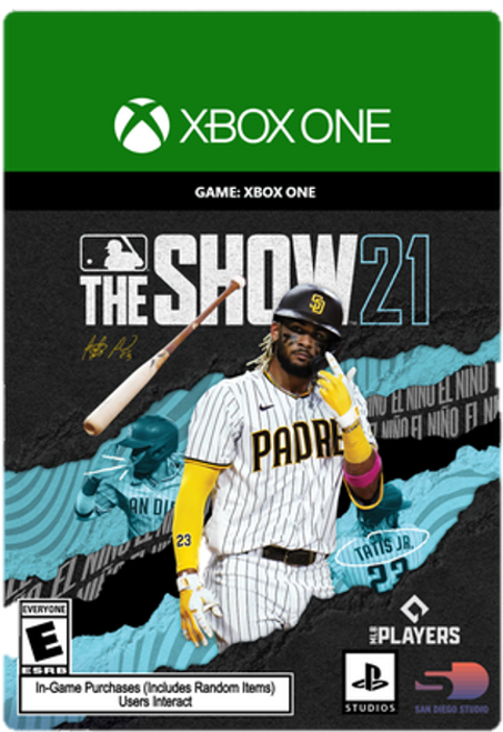 MLB The Show 21 Standard Edition