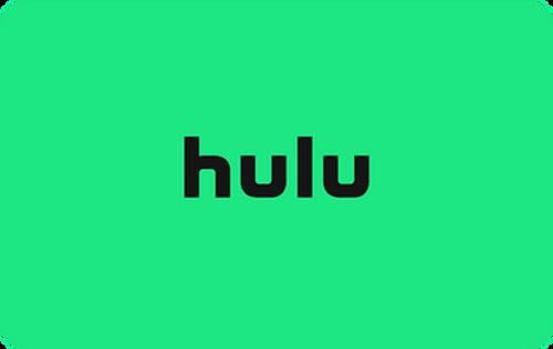 Hulu Digital Gift Code - $50