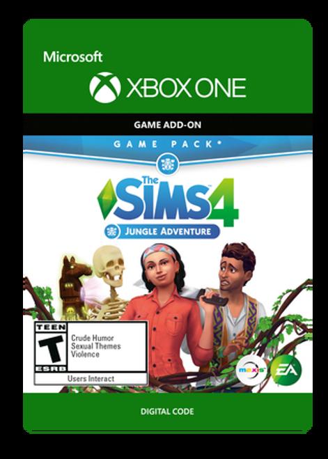 The Sims 4 - Jungle Adventure