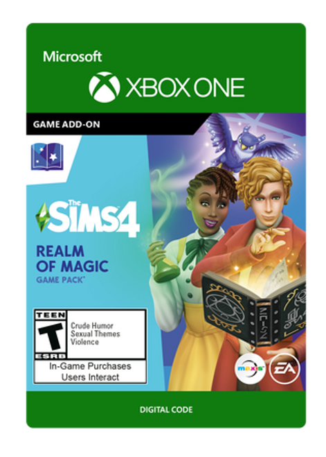 The Sims 4 - Realm of Magic