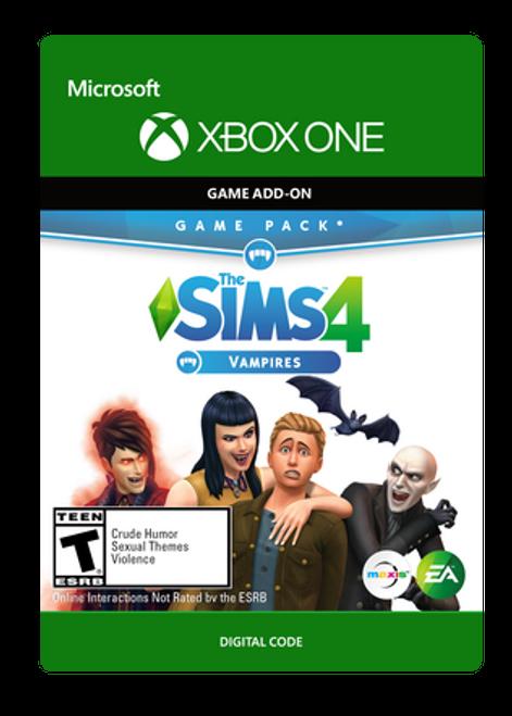 The Sims 4 - Vampires