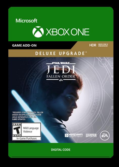 Star Wars: Jedi Fallen Order - Deluxe Edition Upgrade