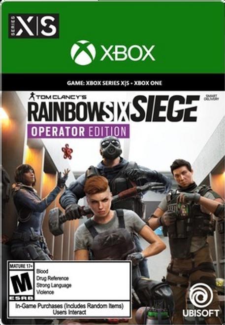 Tom Clancy's Rainbow Six Siege - Operator Edition