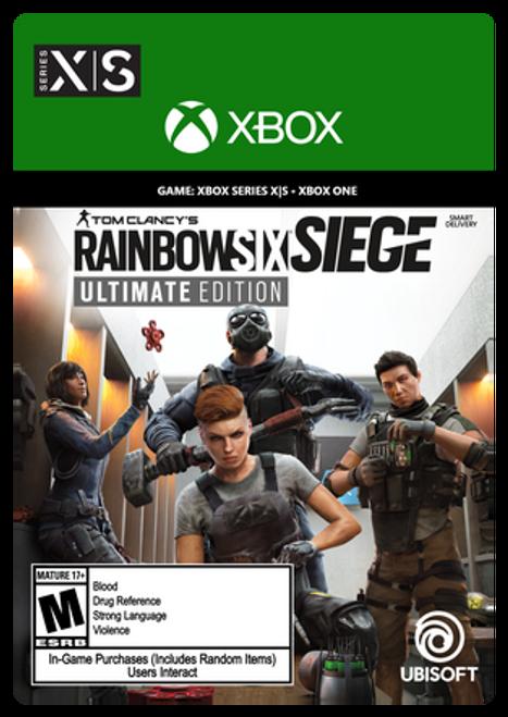 Tom Clancy's Rainbow Six Siege - Ultimate Edition
