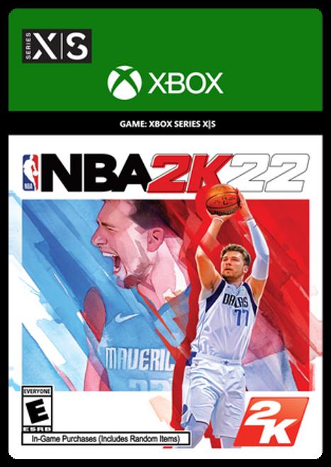 NBA 2K22 Xbox Series X|S