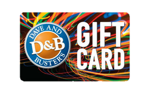 Dave & Buster's®  Digital Code