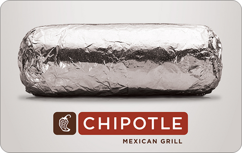 Chipotle Mexican Grill Digital Code