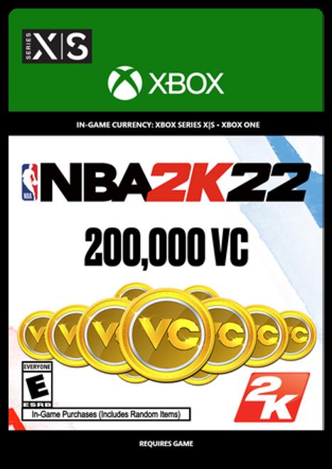 Xbox NBA 2K22: 200000 VC