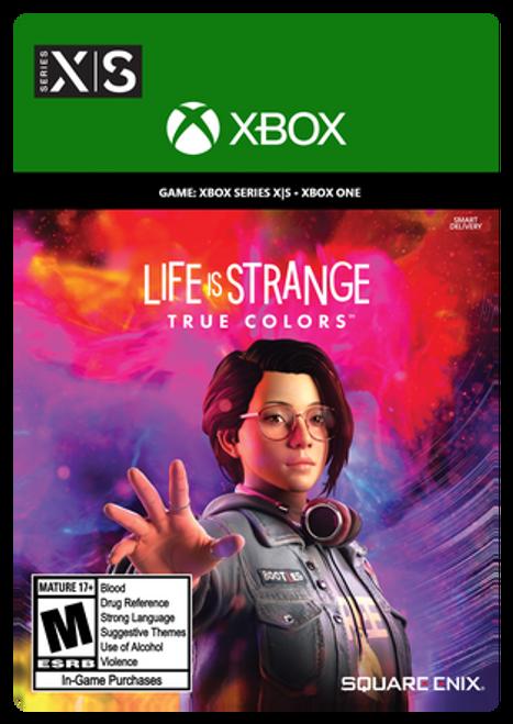 Life Is Strange: True Colors Xbox Digital Code