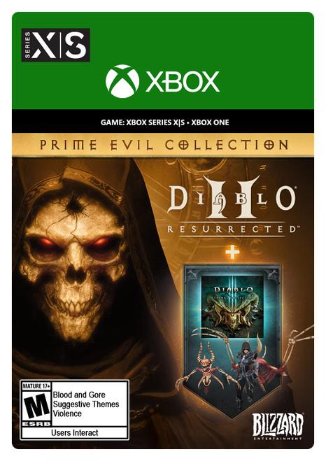 Diablo® II: Resurrected – Prime Evil Collection