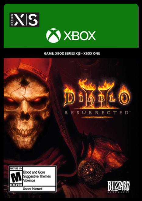Diablo® II: Resurrected