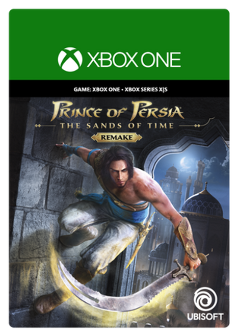 Xbox Prince of Persia®: The Sands of Time Remake