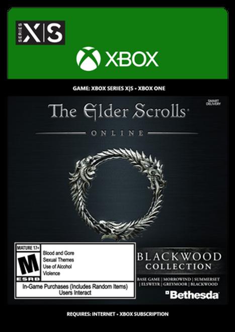 Xbox The Elder Scrolls Online Collection: Blackwood Digital Code