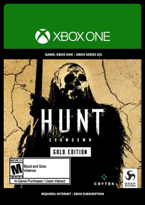 Xbox Hunt: Showdown Gold Edition eGift