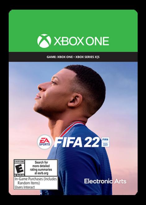 FIFA 22: Standard Edition Xbox One