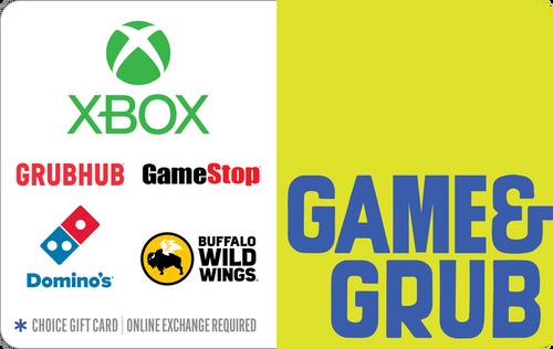 Game & Grub Digital Code