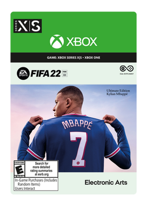 FIFA 22: Ultimate Edition