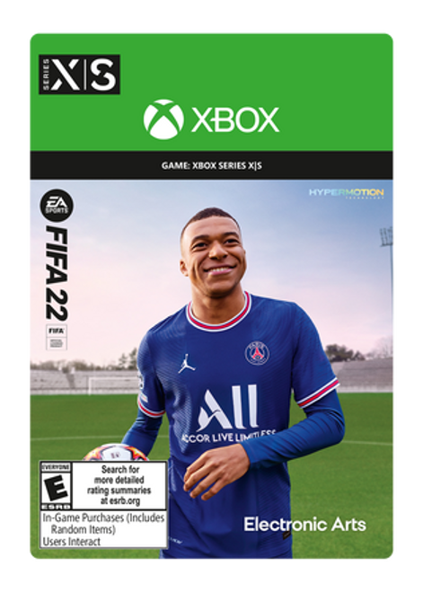 FIFA 22: Standard Edition Series X|S