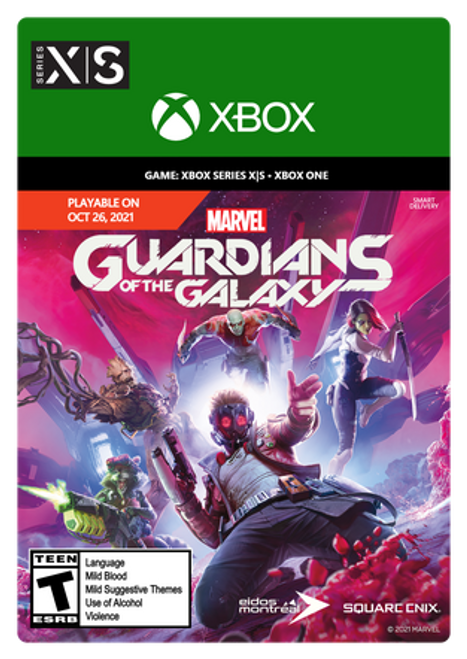 Marvel's Guardians of the Galaxy - PRE-PURCHASE Digital Code