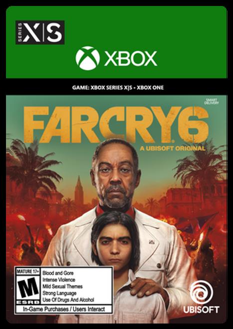 Far Cry 6 Standard Edition Digital Code