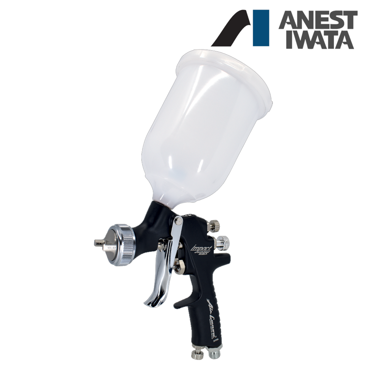 Iwata AZ4 HTE-S IMPACT Spray Gun