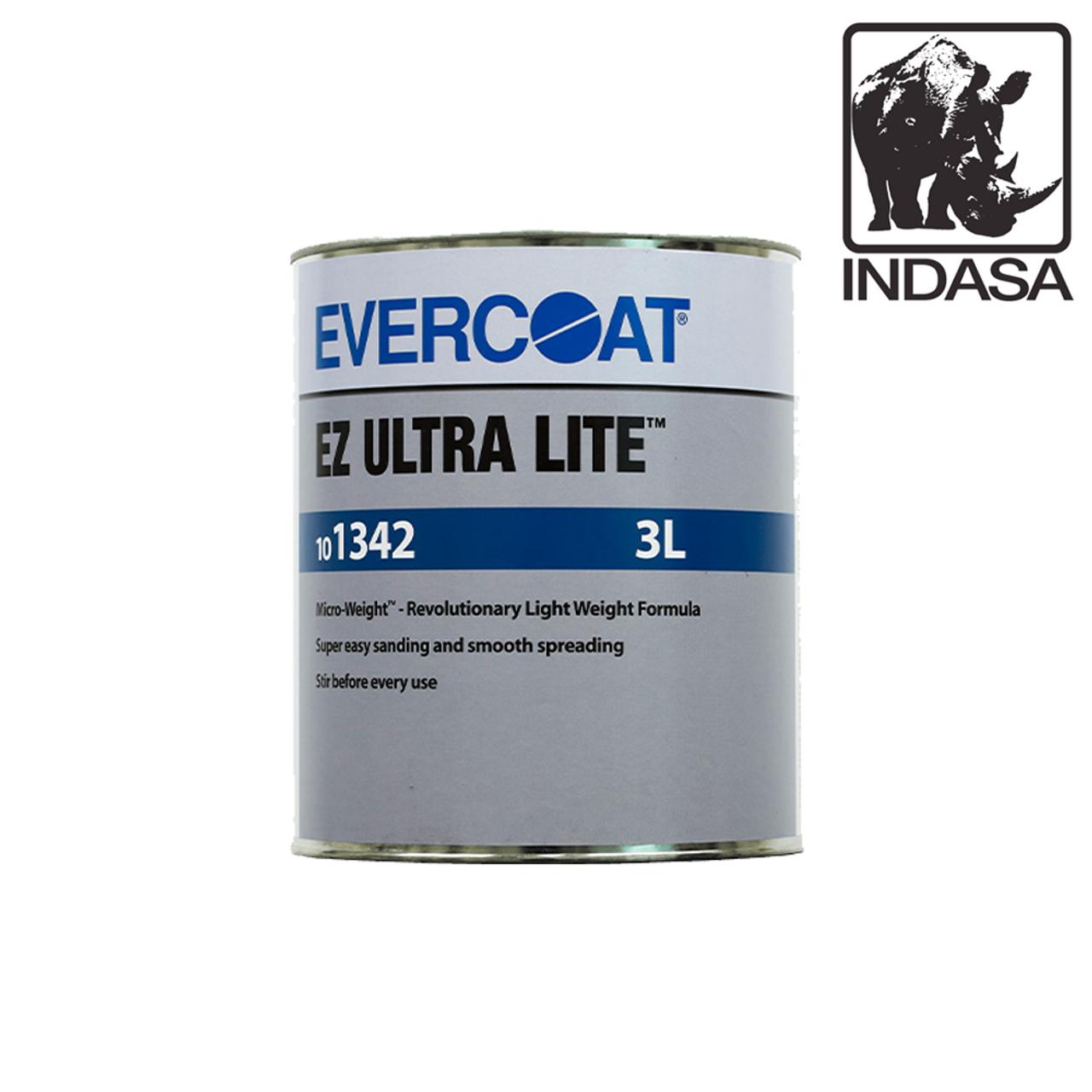 Indasa Evercoat EZ Ultra Lite Filler 3L