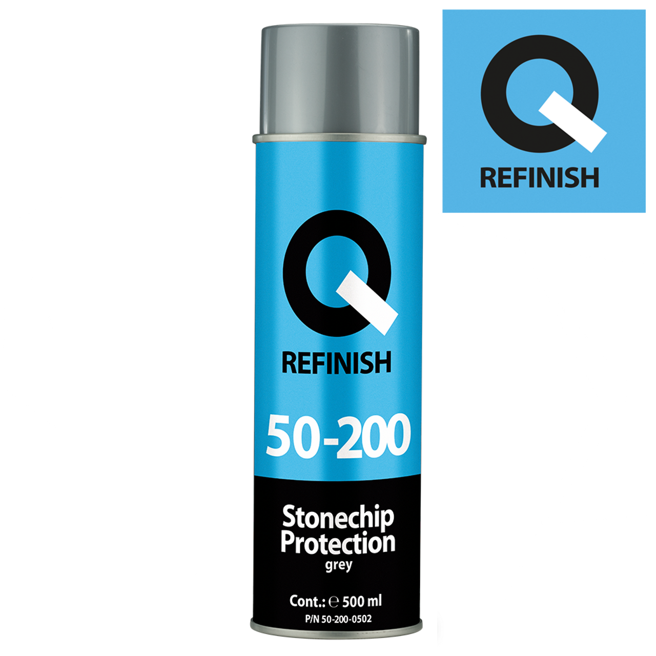 Q Refinish Stonechip Protection 500ml Aerosol