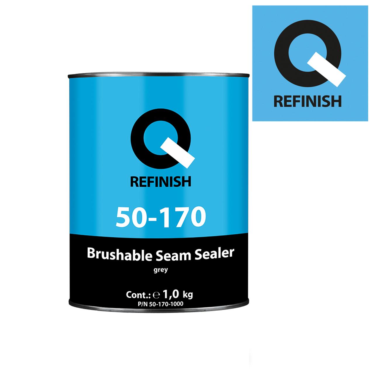 Q Refinish Brushable Seam Sealer 1L